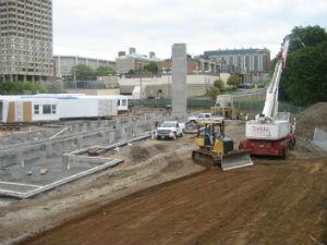 - ESF Building Construction