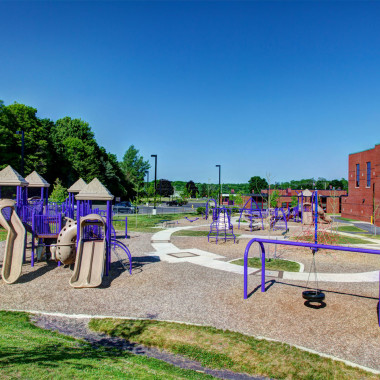 Hannibal School CSD - Playground
