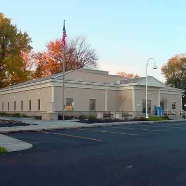 Salina Library - front