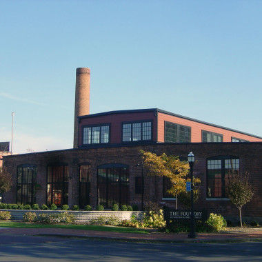 The Foundry -front view right