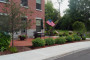Upper Crown Mill - landscaping