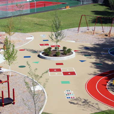 Whitney Point CSD - CEA - Playground Center