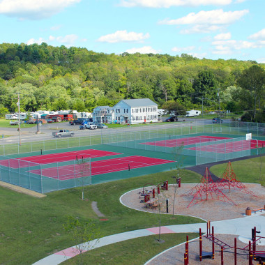 Whitney Point - CEA - Tennis Courts